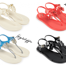 Hunter para el verano: Sandalias Highcliffe y Limington