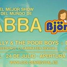 Te invitamos al show de Golden Revival