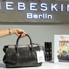 Pop Up Store Liebeskind Berlin en Barcelona Bulevard Rosa