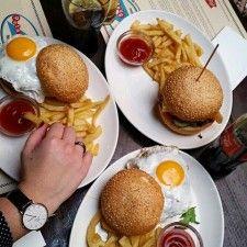 Peter Shakey – Burger Barcelona