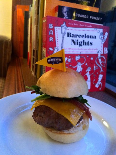 Ruta Burger Barcelona