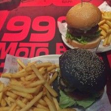 99 Moto Bar – Burger Barcelona