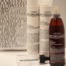 My Organics – Productos naturales orgánicos para el cabello