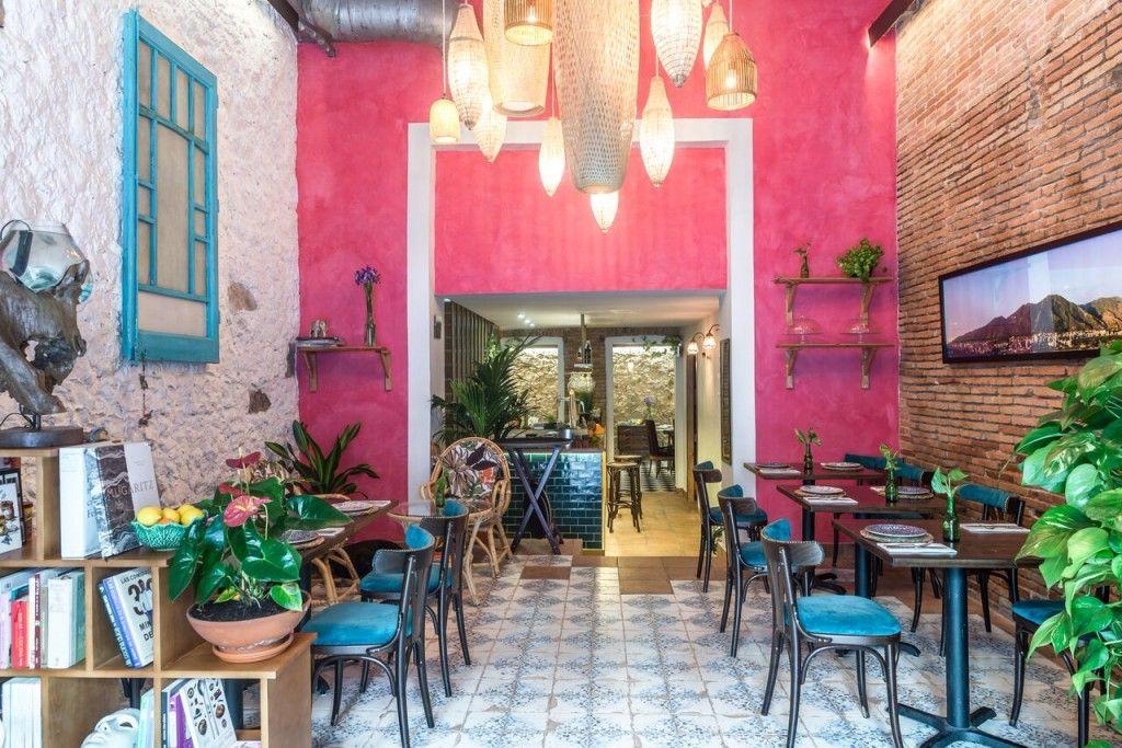 restaurante caña de azucar barcelona