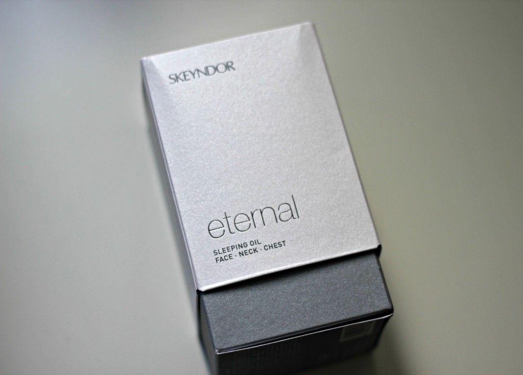 Aceite restaurador nocturno - Eternal Sleeping Oil,