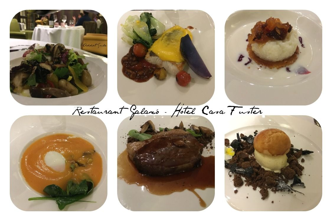Restaurant Lover Week en Galaxó Casa Fuster