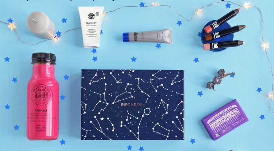 caja mensual de belleza y cosmética birchbox