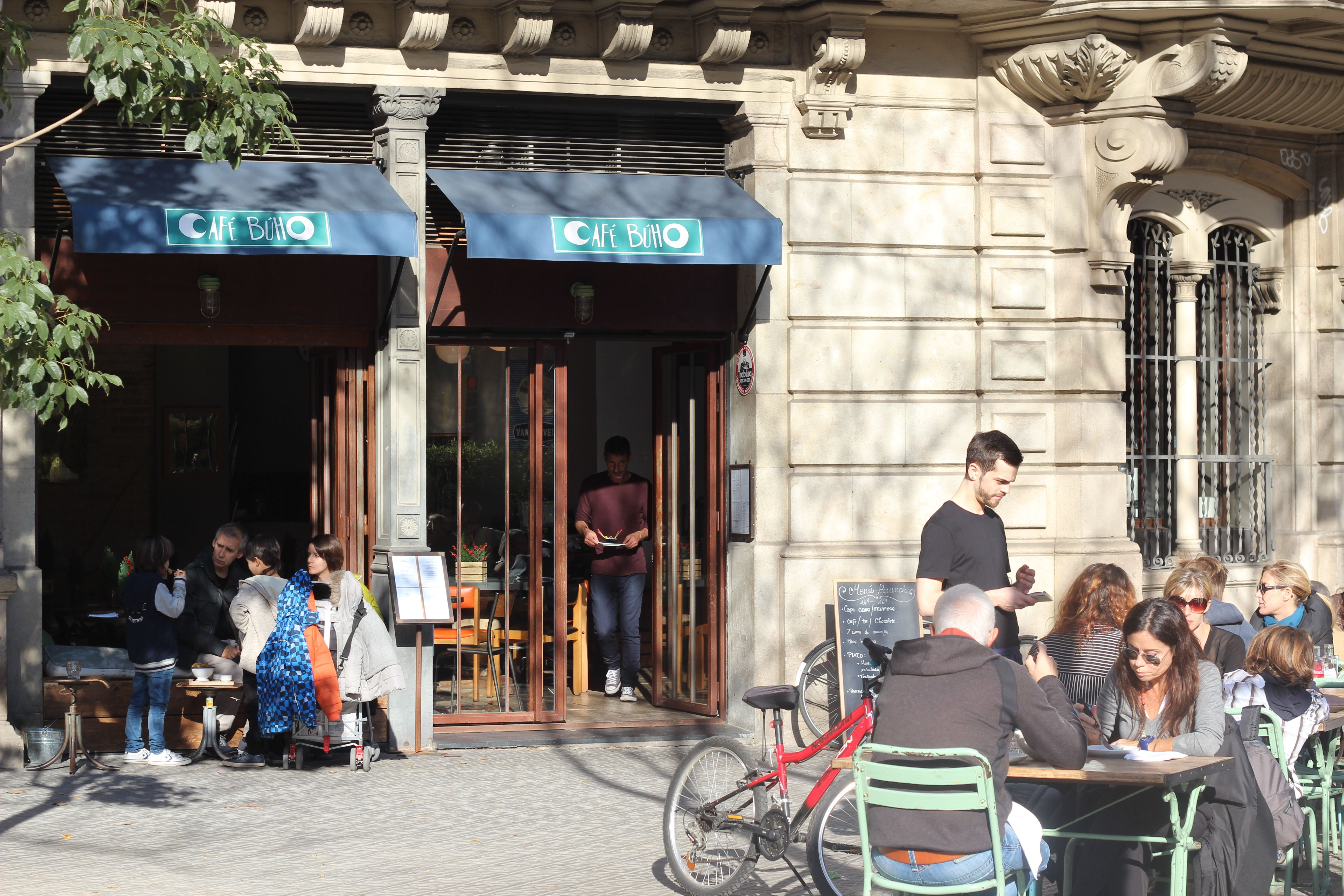 Cafeteria Barcelona con Brunch
