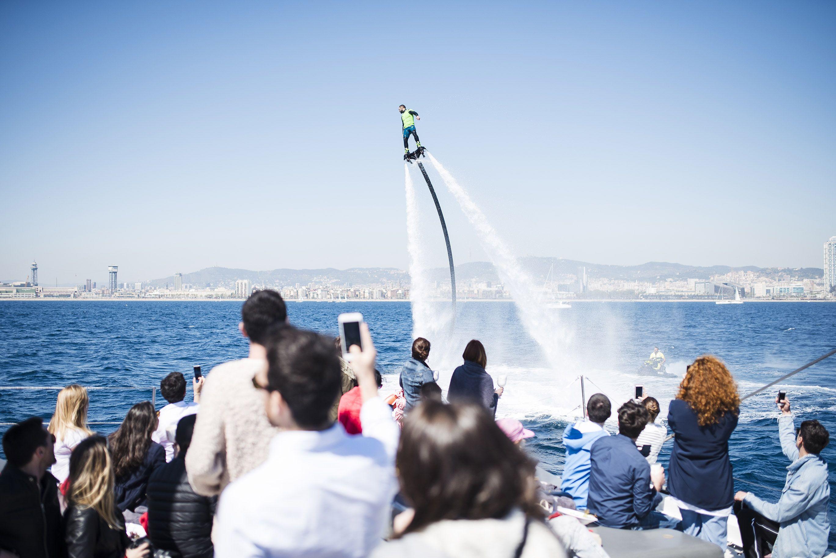 catamaran barcelona_alquiler