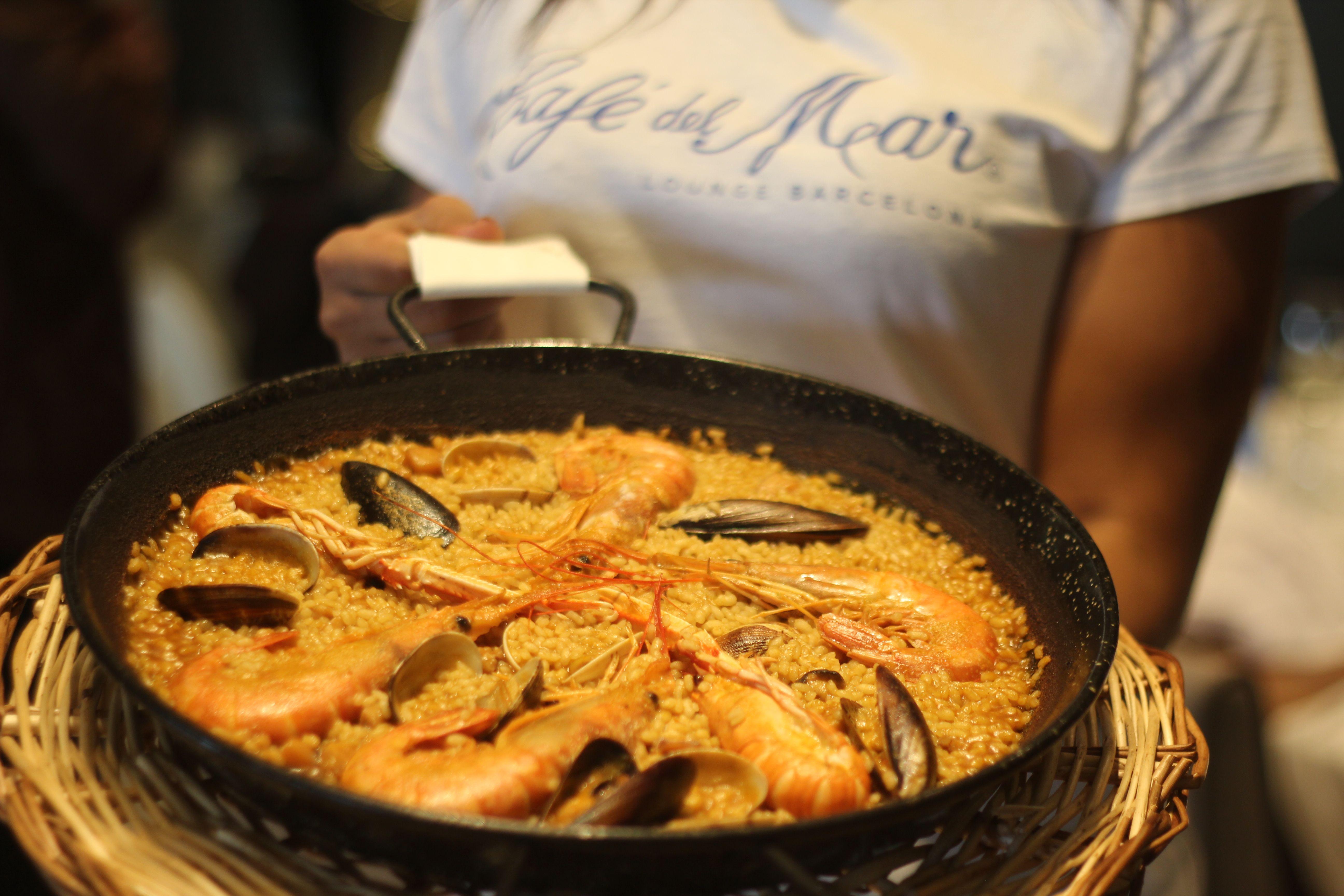 Café del Mar lounge Barcelona _maremagnum