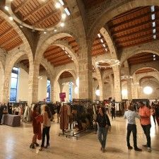 Mercado solidario Intropia