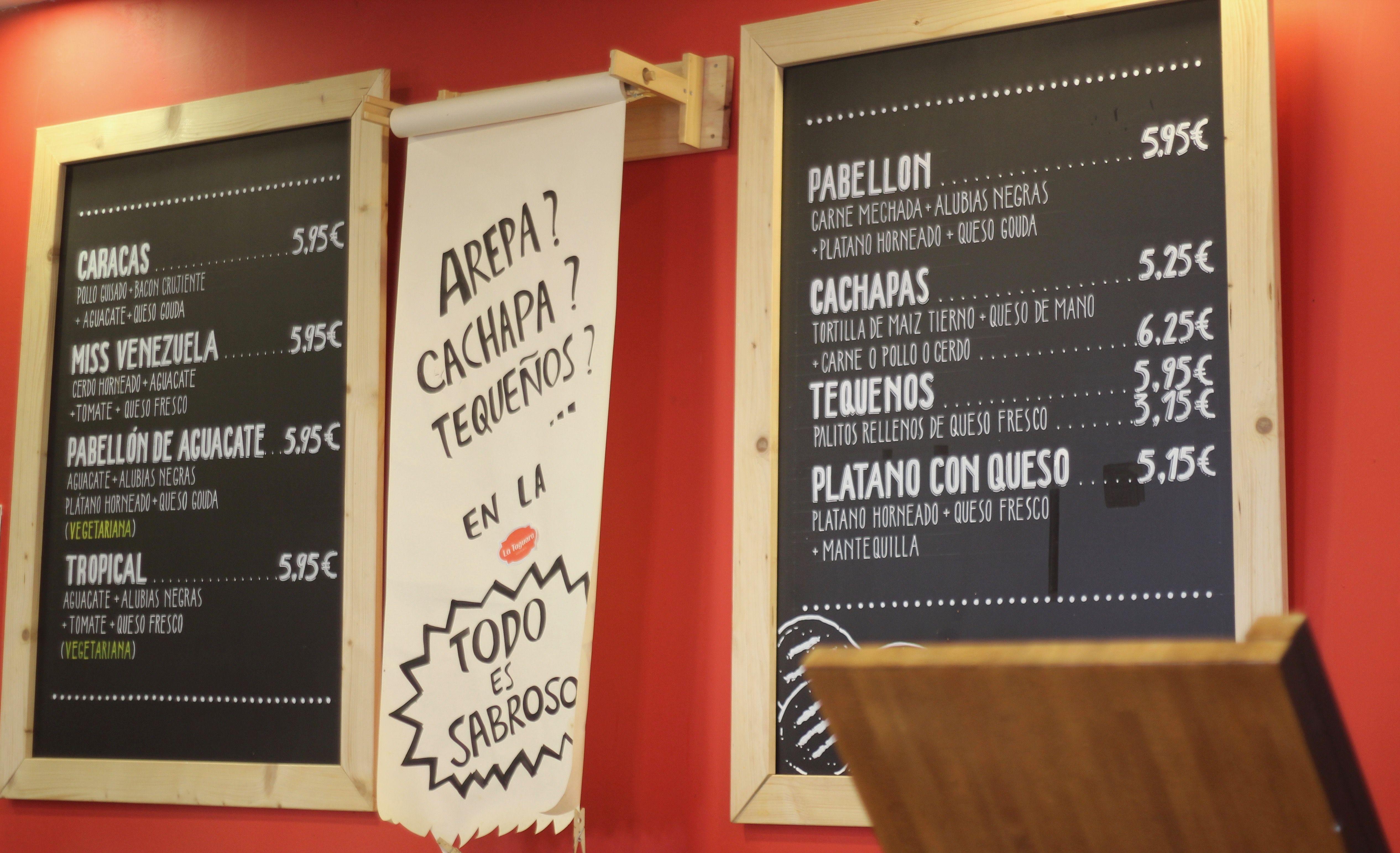 foodie barcelona_borne