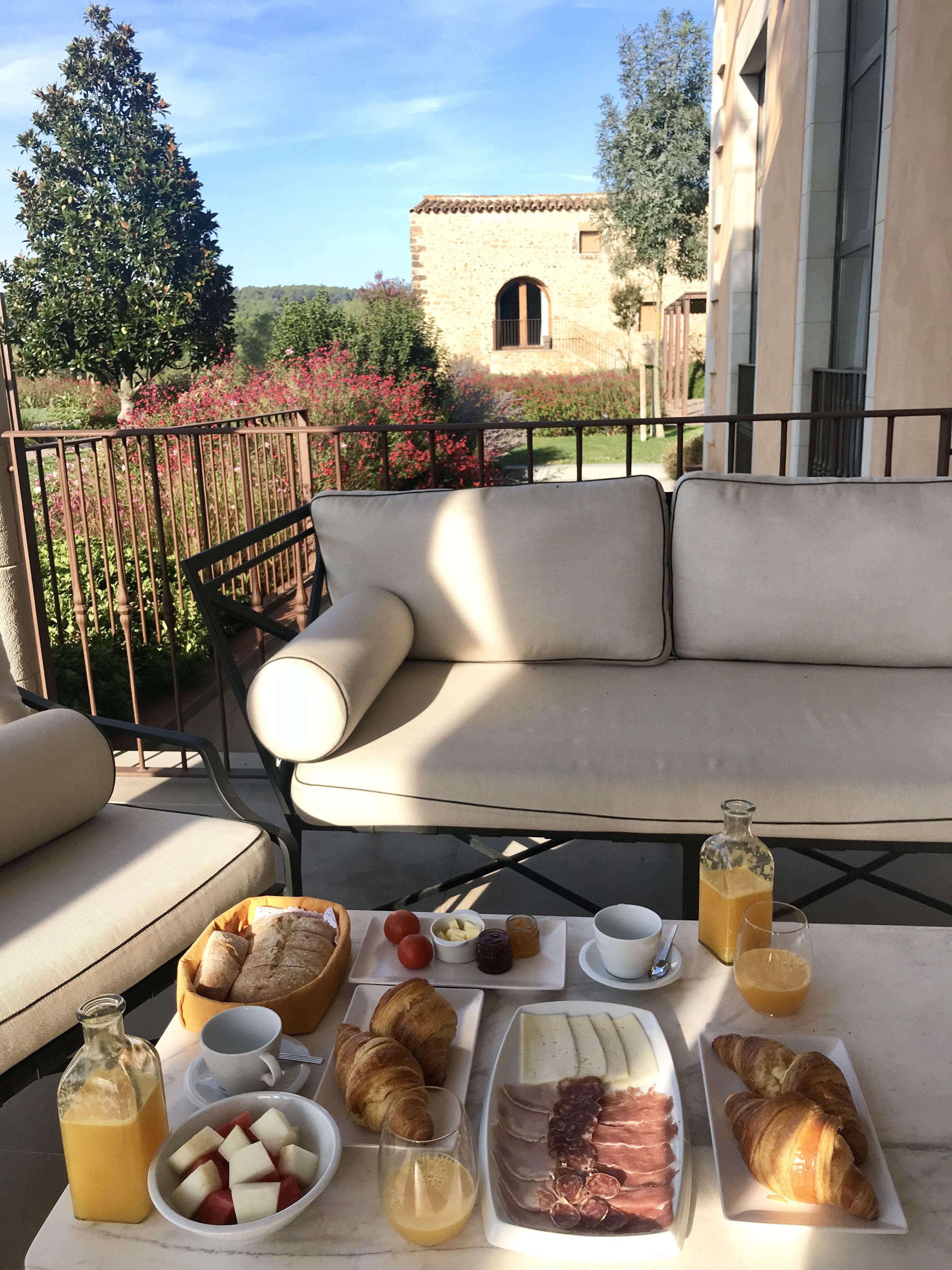 desayuno hotel casa ana maria