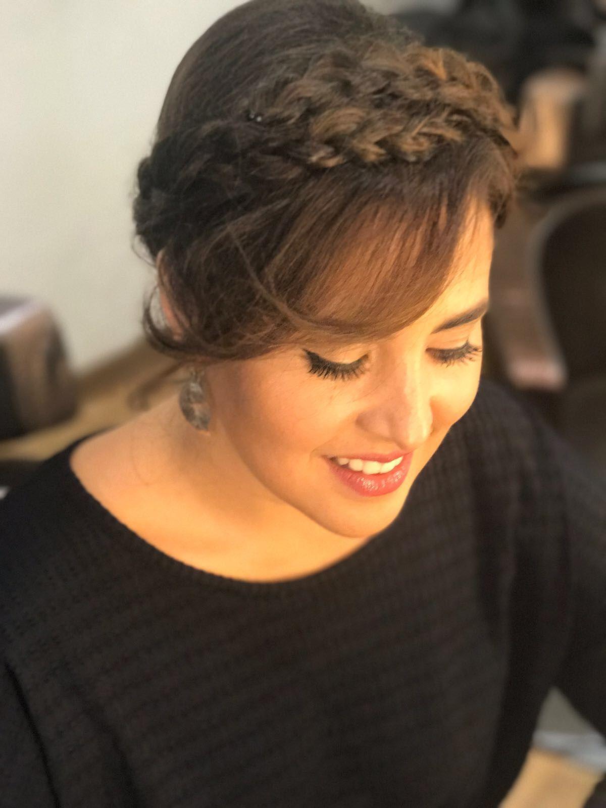 peinado boda_organicsalonbarcelona