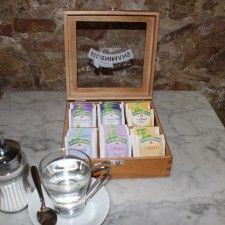 Cajita Infusiones y tés Hornimans