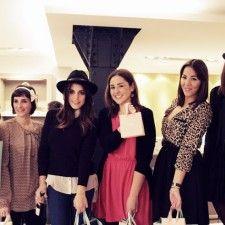 Noir by TOUS Fashion Bloggers