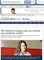 Entrevista Gala González – 080 Barcelona Fashion