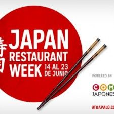 I Japan Restaurant Week (BCN / MAD)