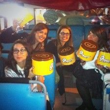 The Shopping Night LOVES Bloggers Barcelona TSNB2013