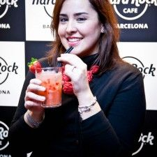 ADDICT LOVE el cóctel ganador Hard Rock Café Barcelona