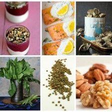 10 Alimentos para un cabello sano: Come sano para sentirte mejor