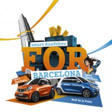 Smart Roadshow llega a Barcelona