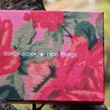 Birchbox y Nice Things para primavera