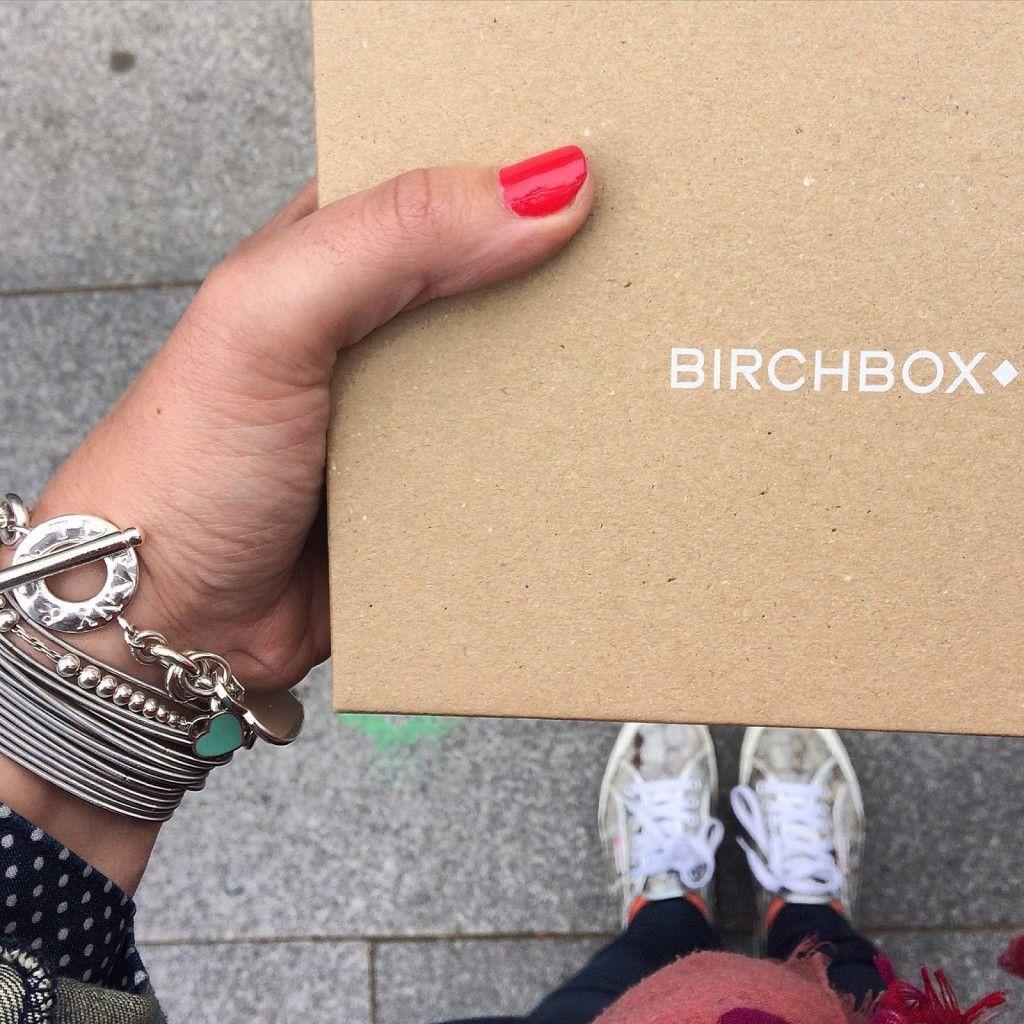 Birchbox , novedades belleza, cajita Birchbox , cajita belleza mensual, suscripción mensual