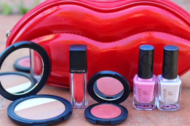 Glorious Glow SKEYNDOR, Colección Glorious Glow SKEYNDOR, skeyndor, maquillaje Skeyndor