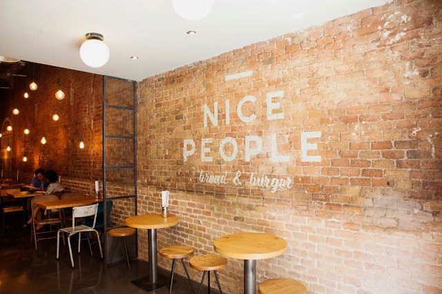 Nice People Bread and Burger - Barcelona