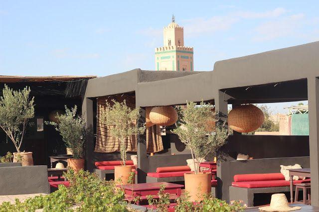 Terrasse des épices - Marrakech
