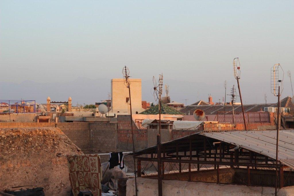 hotspot Marrakech