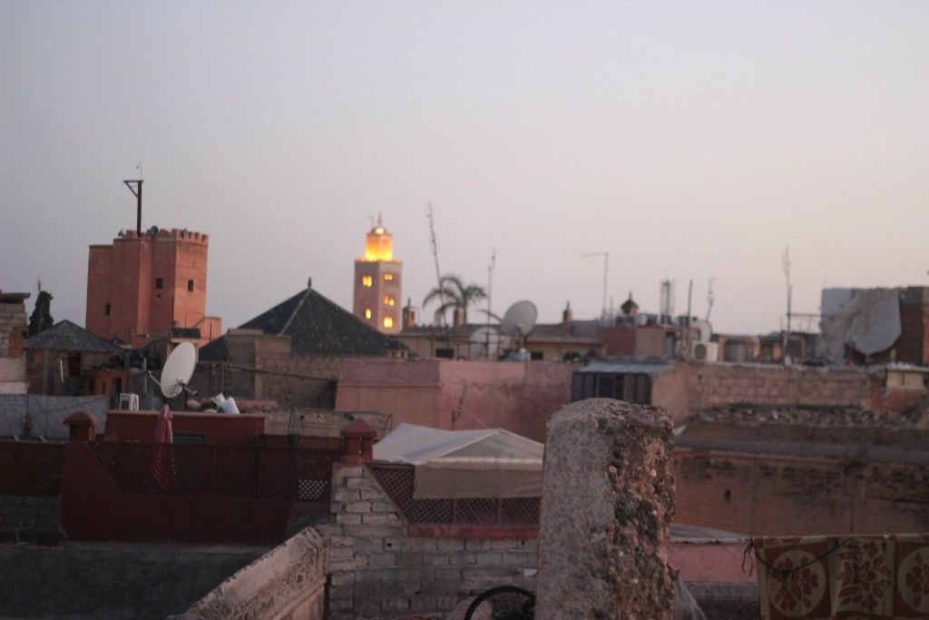 marrakech_Café arabe