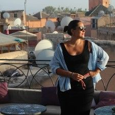 Cafe Arabe Marrakech