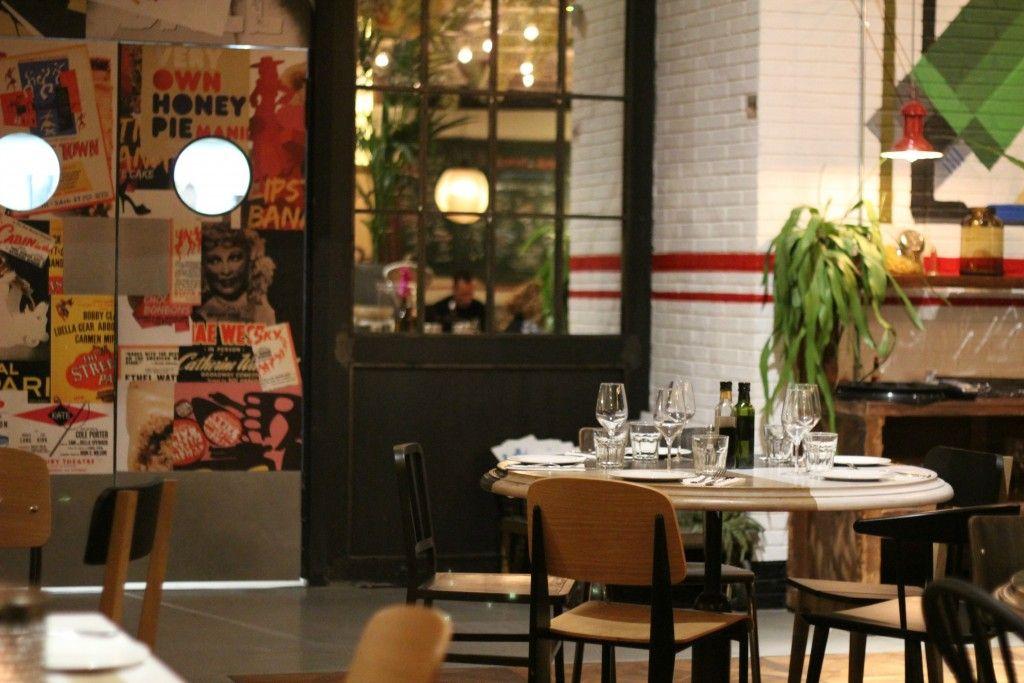 ultramarinos santa monica barcelona restaurant