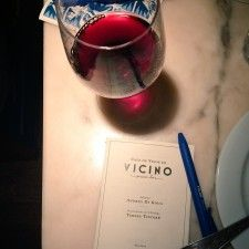 Cata de vinos en VICINO