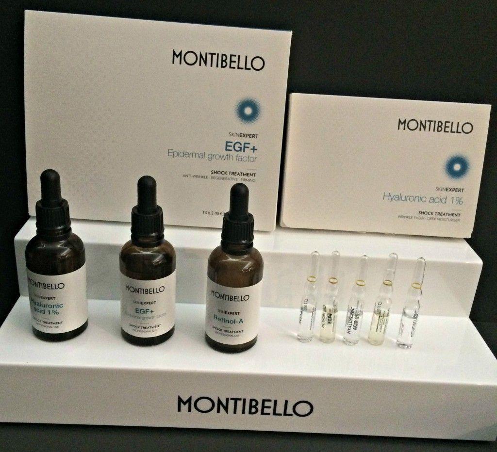 Skin Expert MONTIBELLO, beauty time, beauty blogger, Montibello, cosmecéuticos de activos purrs, actives puros, beauty blogger Barcelona, tratamiento