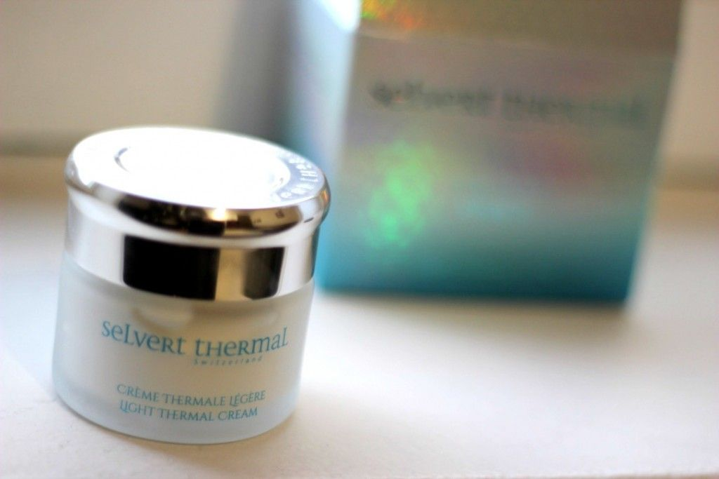 selvert thermal crema hidratante facial_beauty blogger barcelona