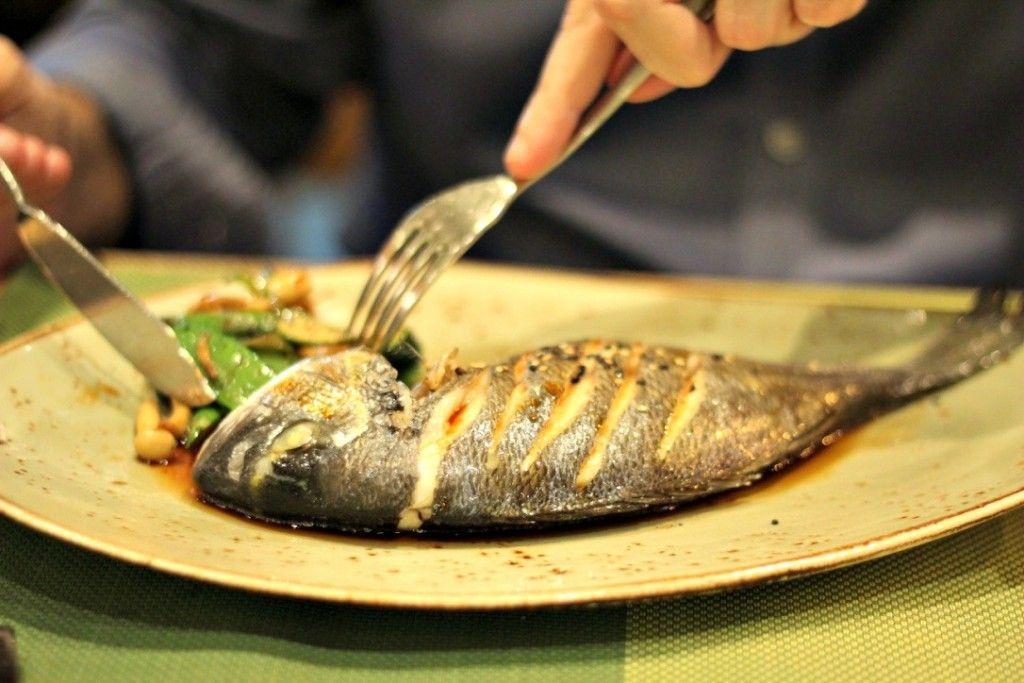 ají ceviche sushi barcelona restaurante,