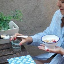 Desayuno con yogur