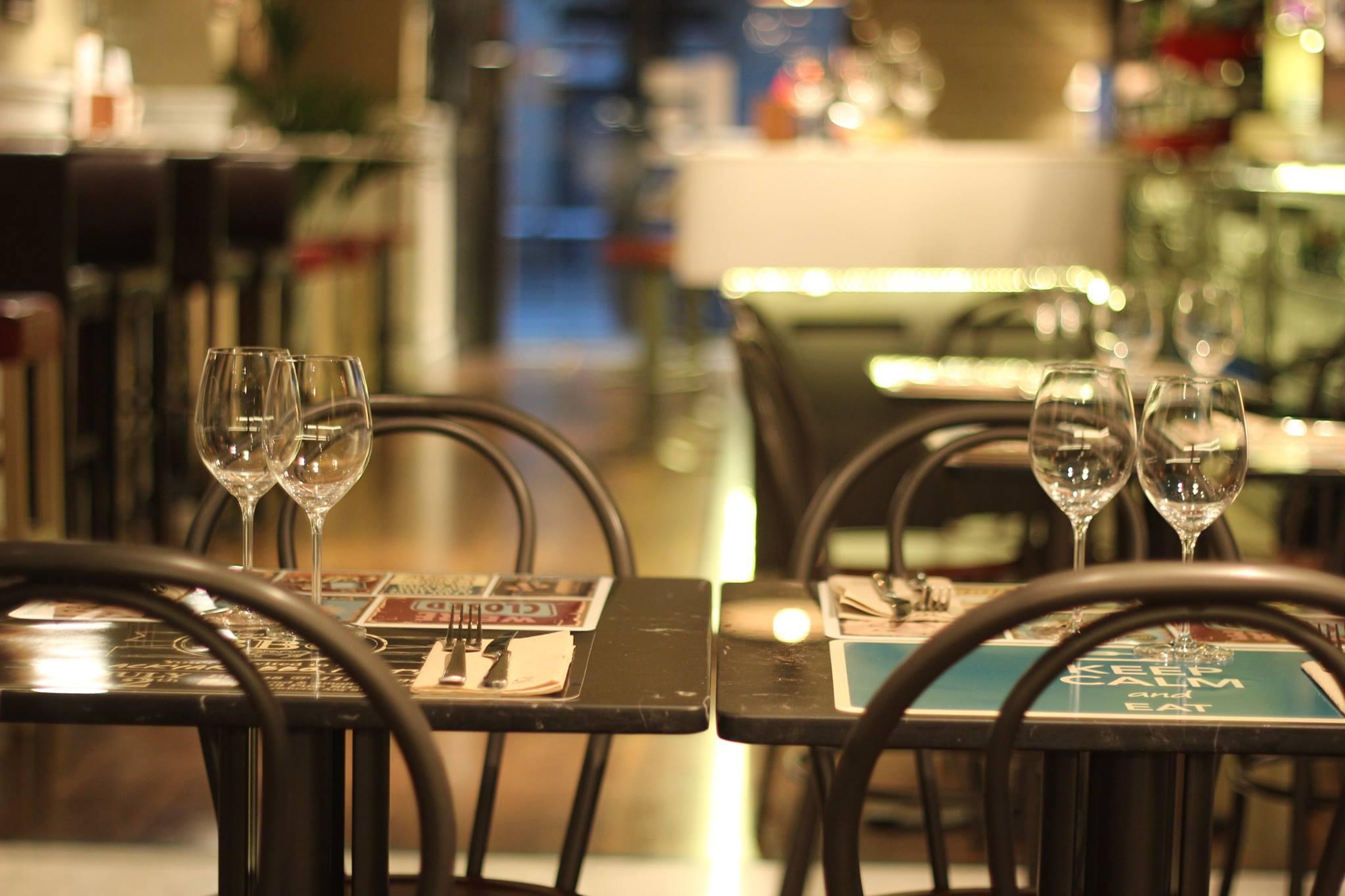 restaurant estel de sant pau barcelona