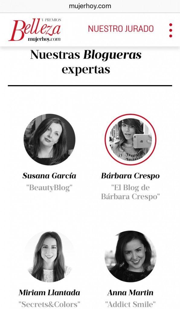 jurado-mujerhoy-bloggers-belleza