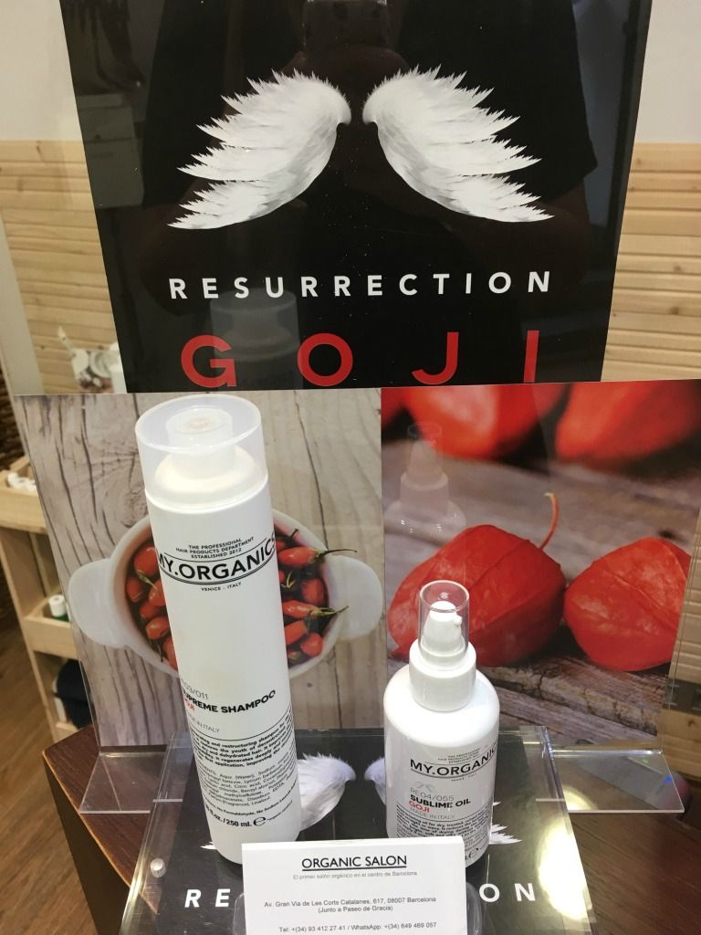 RESURRECTION Goji