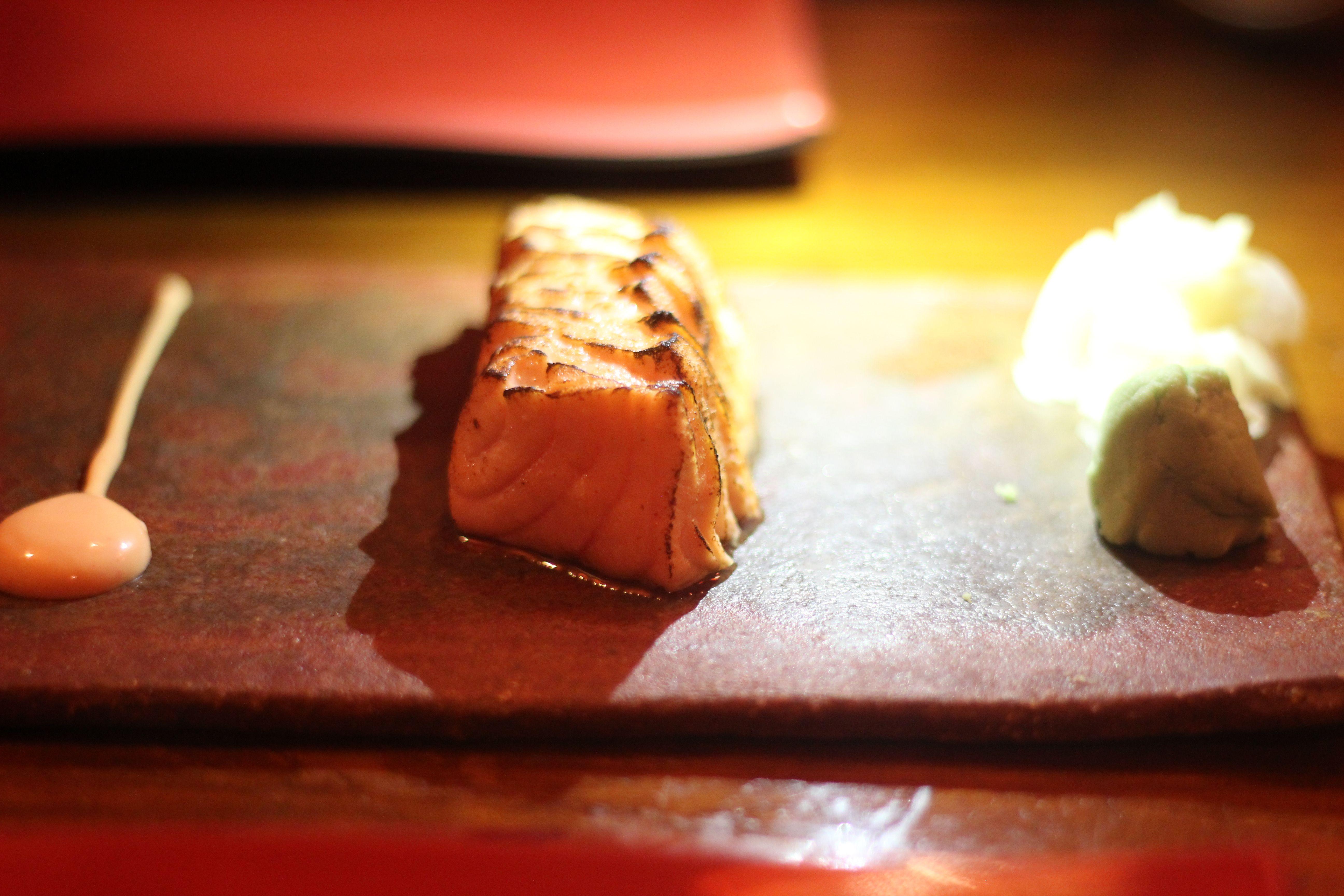restaurante japonés gótico