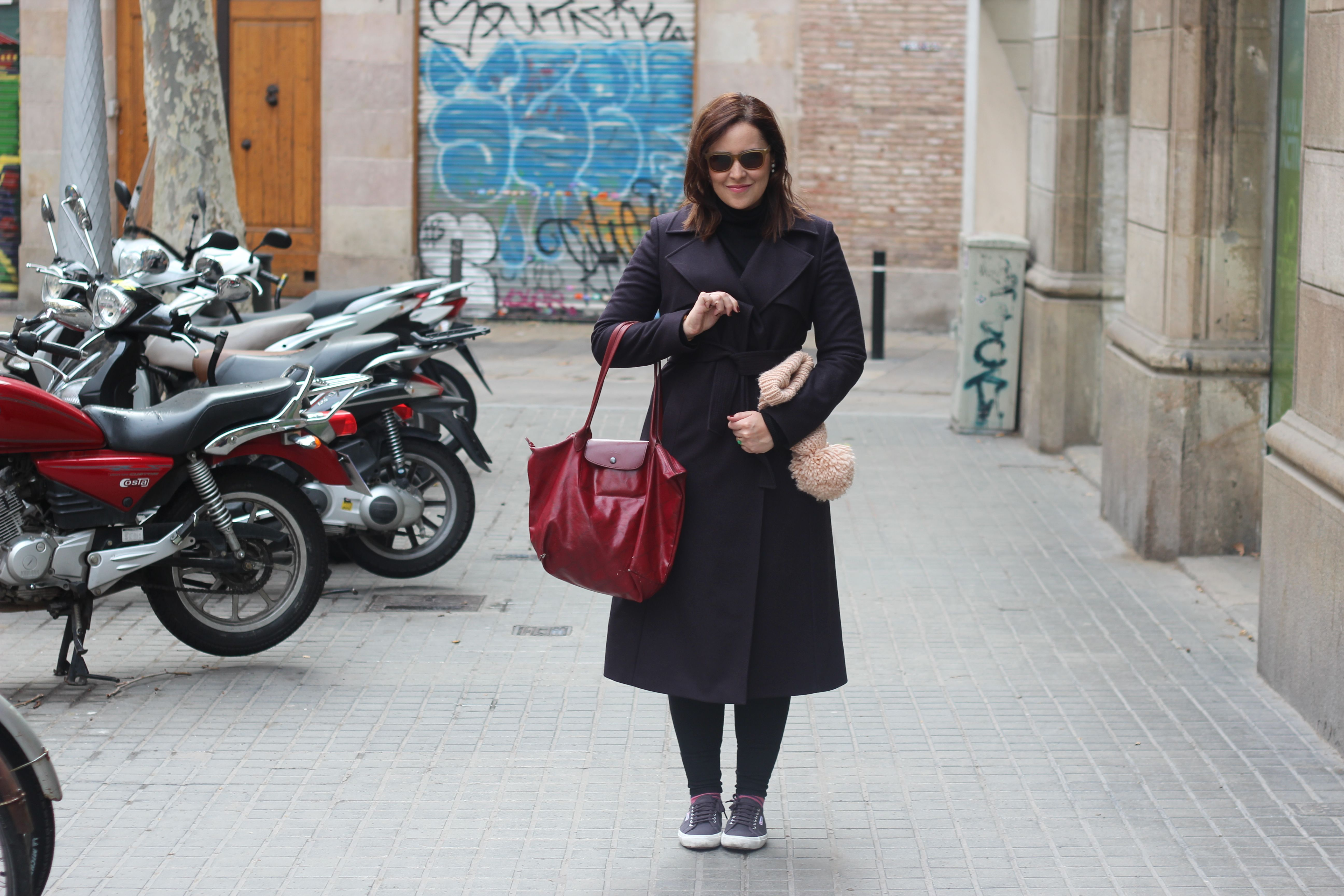 Look fashion blog Barcelona