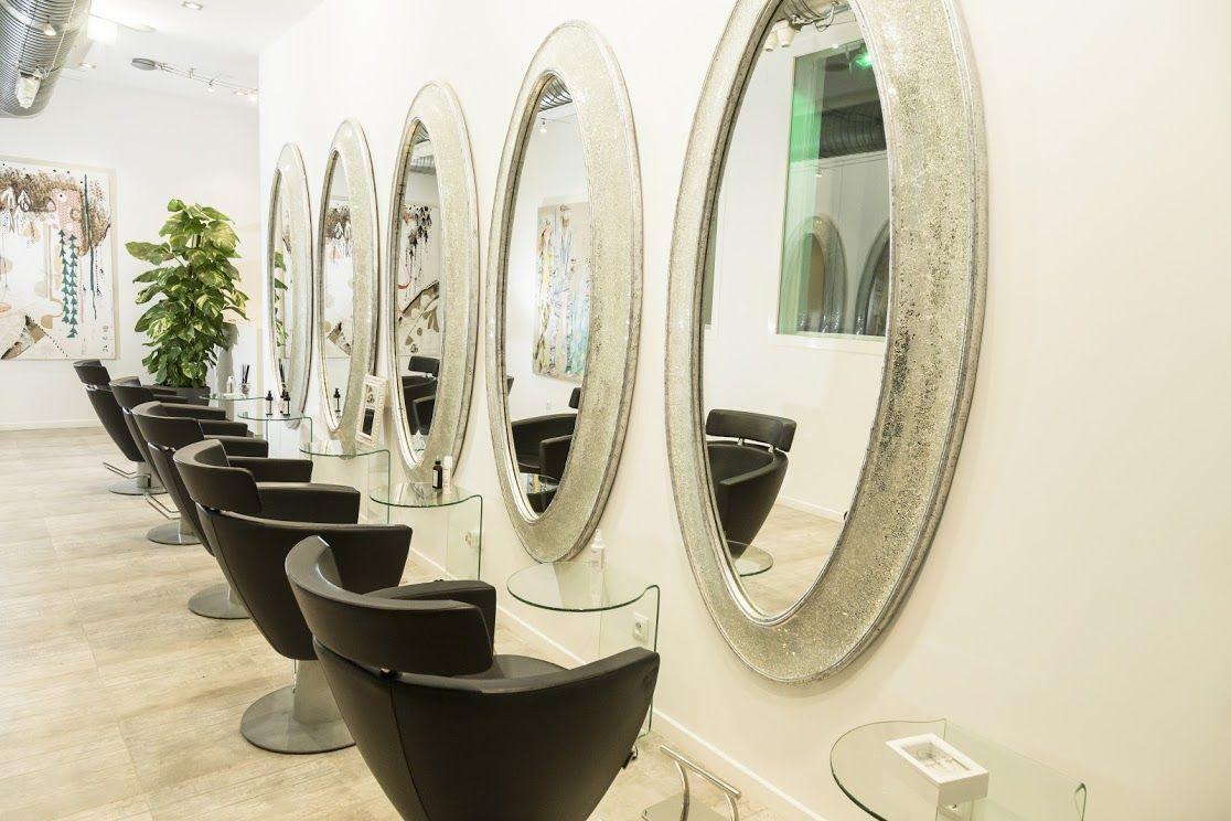Oliveras salon hair spa MADRID