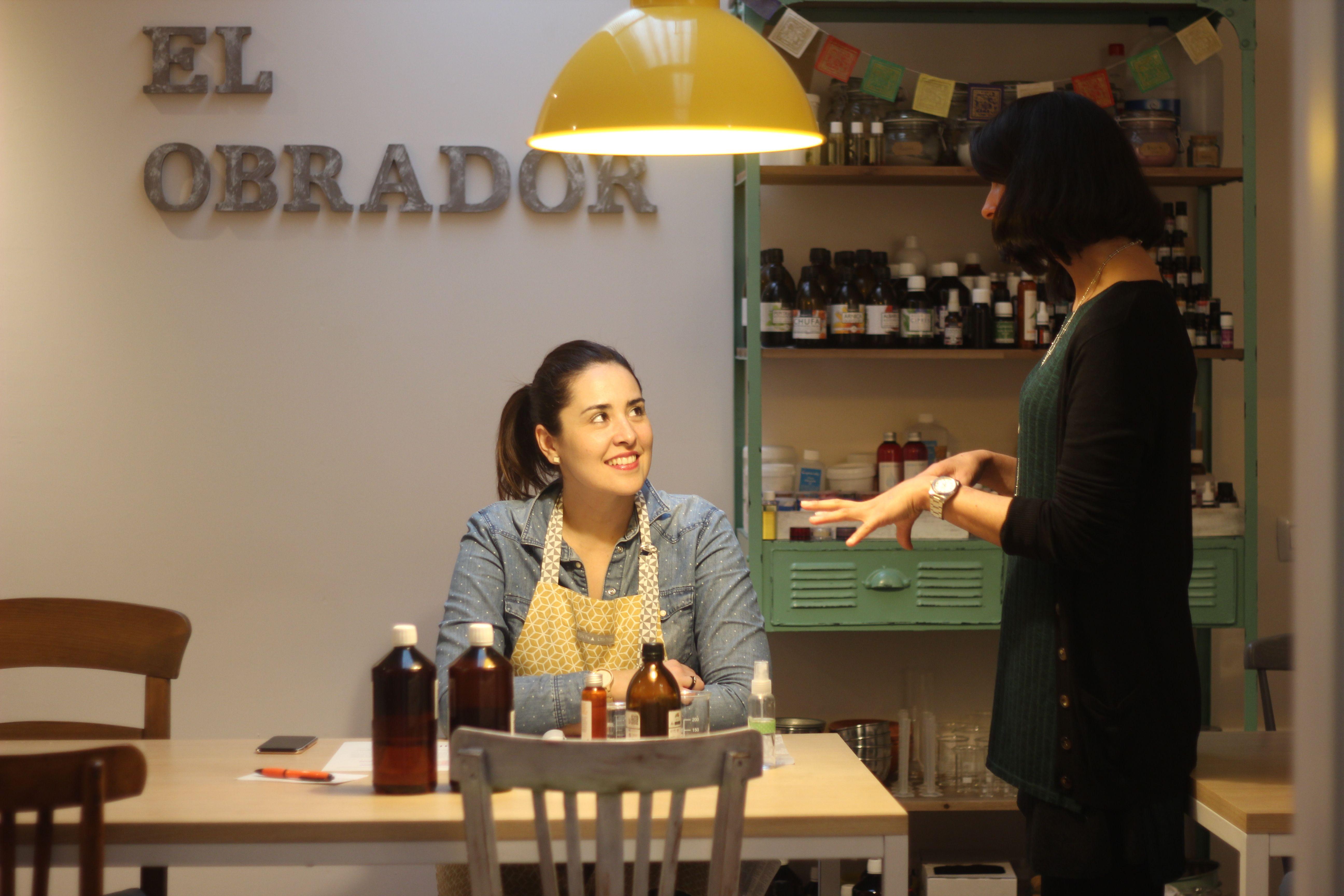 barcelona cosmética DIY