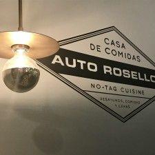 Casa de comidas: Auto Rosellon