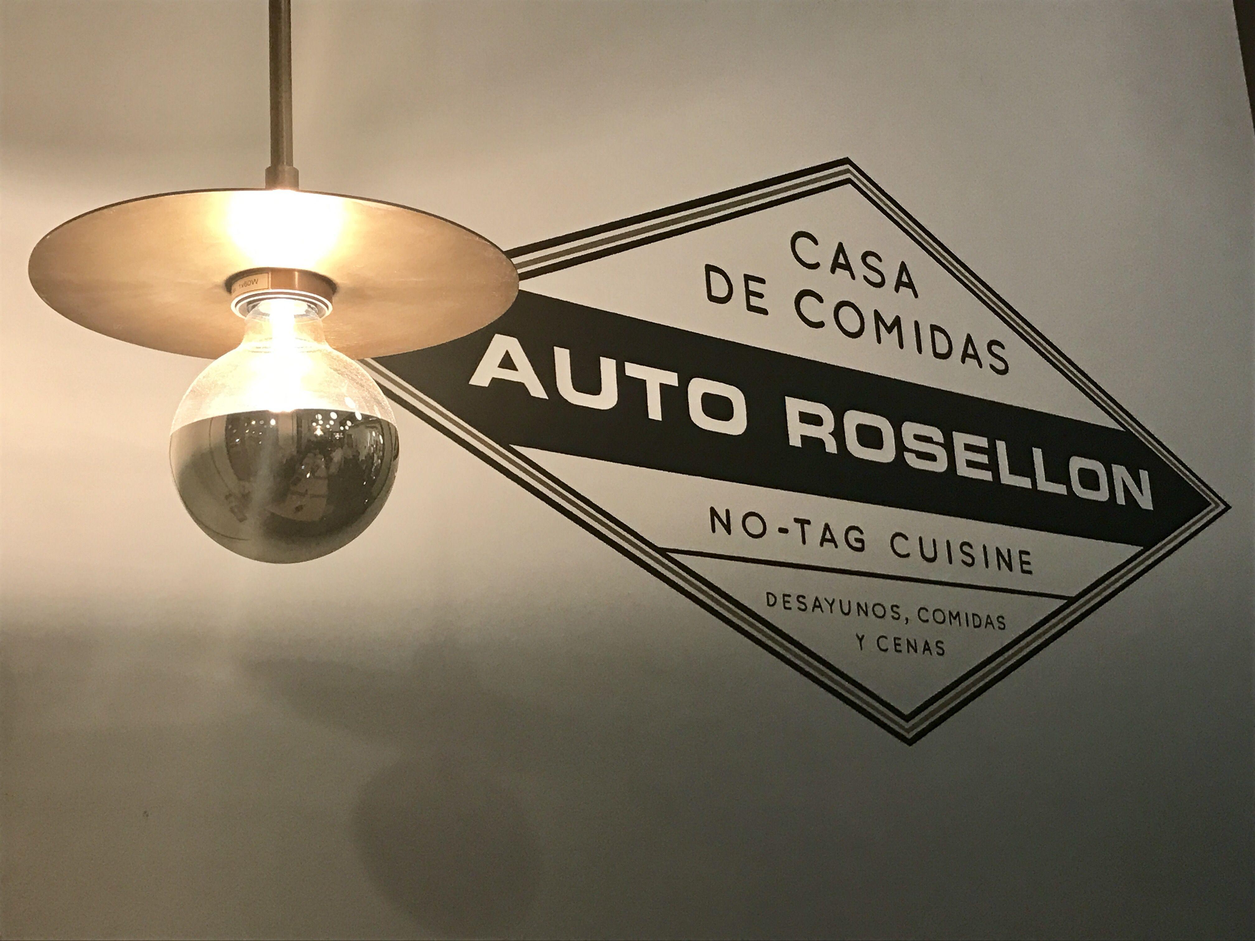 AUTOROSELLON barcelona