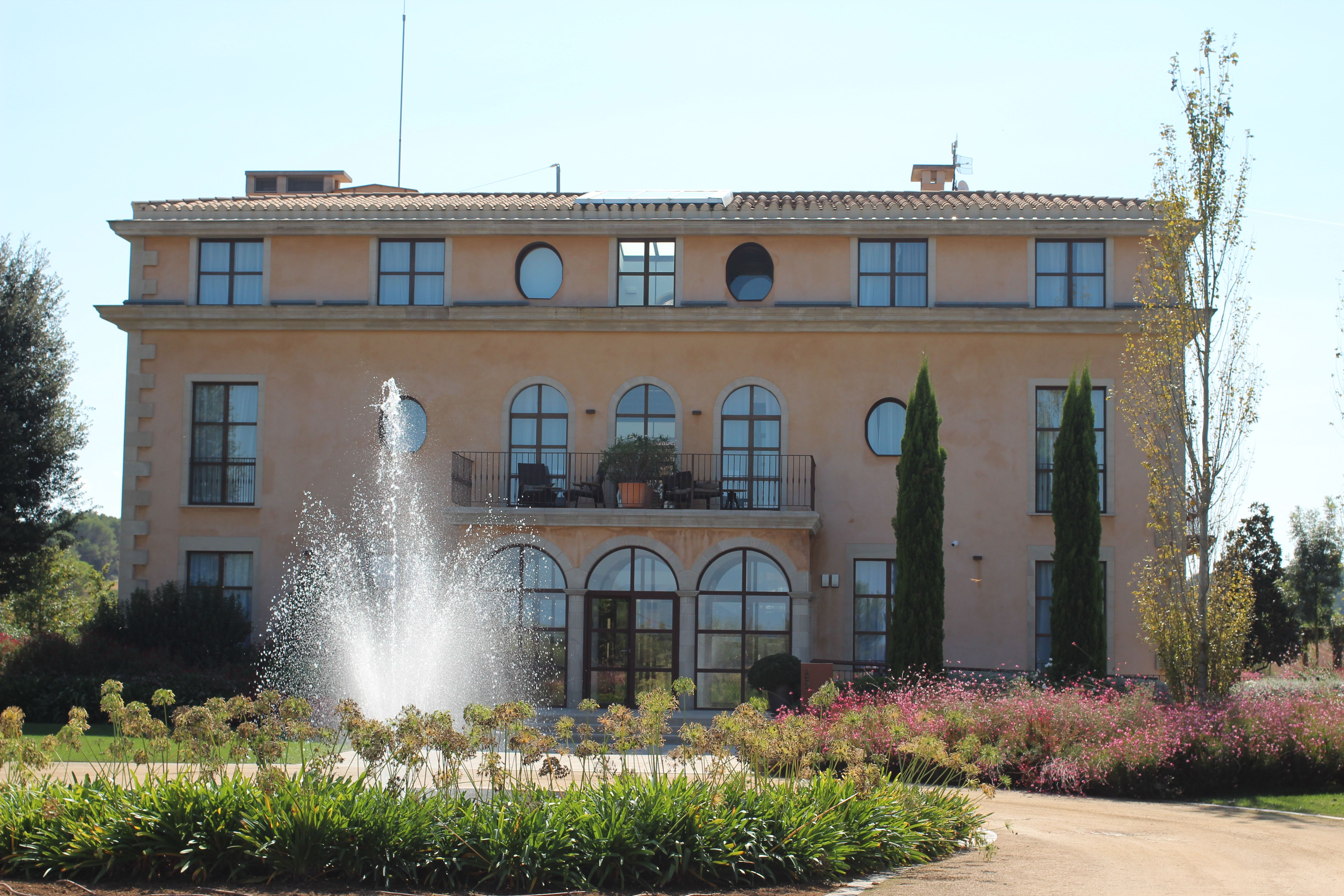 hotel de lujo casa ana maria Girona